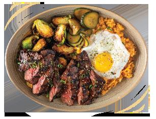 KOREAN BBQ | GRILLED SKIRT STEAK